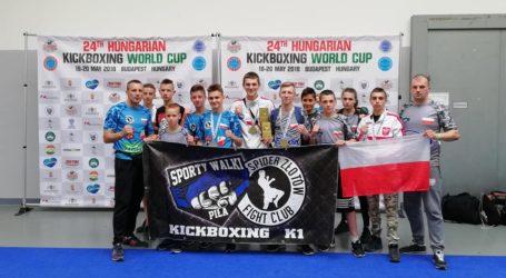 Kickbokserzy z Piły zdobyli dla Polski dwa Puchary Świata!