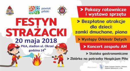 Festyn Strażacki już w niedzielę na stadionie przy Okrzei