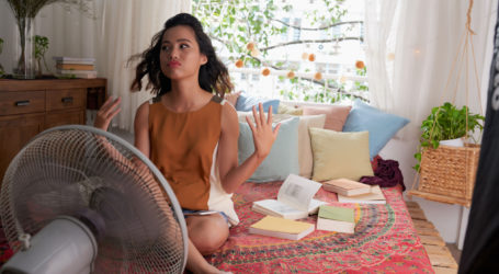 6 prostych trików na ochłodzenie mieszkania