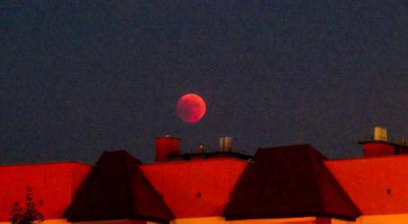 Obserwowaliście zaćmienie Księżyca?
