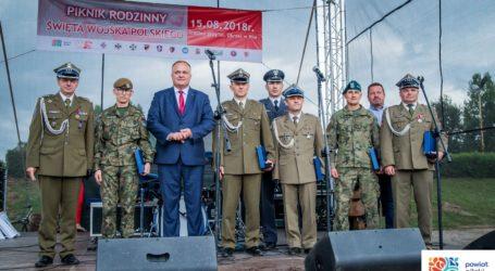Tak wspólnie obchodziliśmy Święto Wojska Polskiego