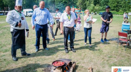 Gotowanie na Dzikim Polu