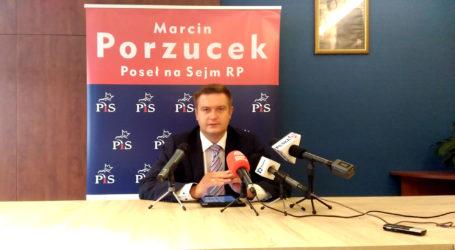 Marcin Porzucek kandydatem do PE
