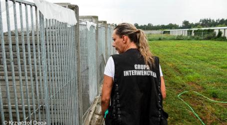 Interwencja w schronisku na Leszkowie