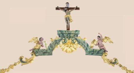 Drewniane zabytki w kościołach