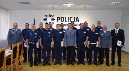 Awanse w pilskiej policji