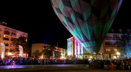 Koncert z balonu