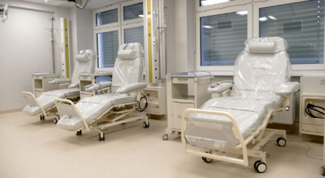 Nowa stacja dializ i nefrologia w pilskim szpitalu
