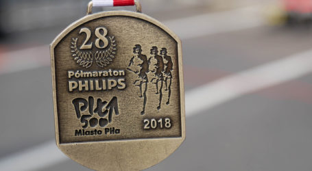 Półmaraton Philipsa – Piła 2018