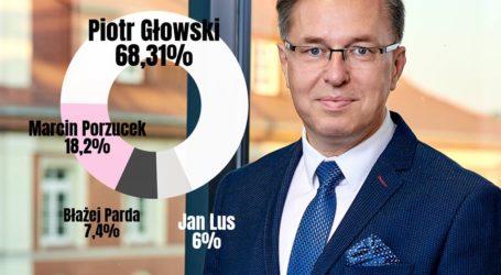 Głowski prawdopodobnie będzie prezydentem trzecią kadencję