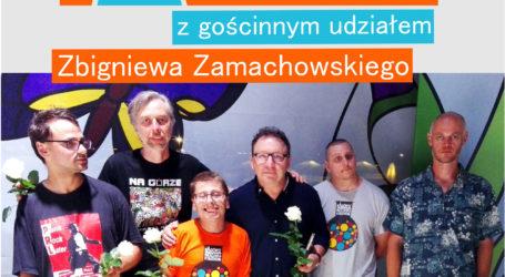 """Zamachowski zaśpiewa z """"Na Górze"""""""