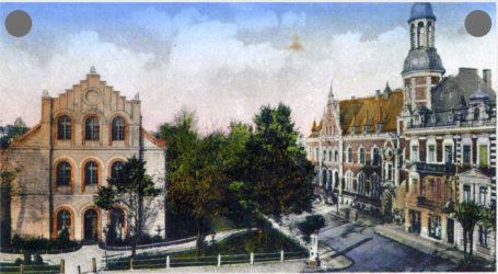 80. rocznica spalenia przez Niemców Synagogi w Pile