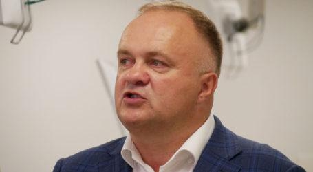 Eligiusz Komarowski wybrany starostą na kolejną kadencję