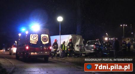 Wypadek w Pile