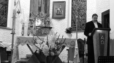 Zmarł ks. Leonard Zych