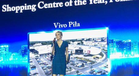 VIVO! Piła centrum handlowym roku w Polsce