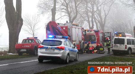 Znamy więcej szczegółów o wypadku wojskowej ciężarówki