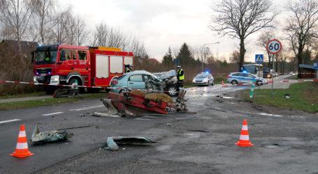 Wypadek w Dolaszewie – AKTUALIZACJA
