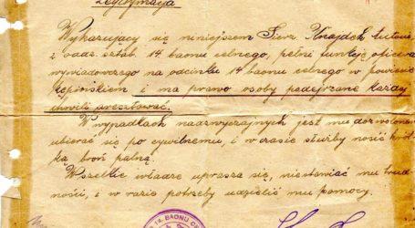 Pamiątki po Powstańcu z Łobżenicy trafiły do muzeum w Poznaniu