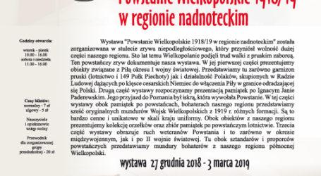 Powstanie Wielkopolskie 1918/19 w regionie nadnoteckim