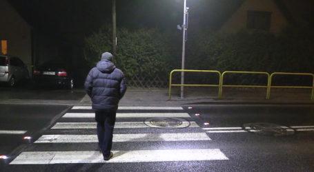 W Pile działa pierwsze aktywne przejście dla pieszych
