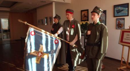Zebranie Towarzystwa pamięci Powstania Wielkopolskiego w Pile