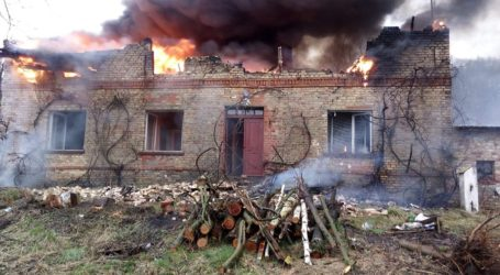 Pożar w Osieku nad Notecią
