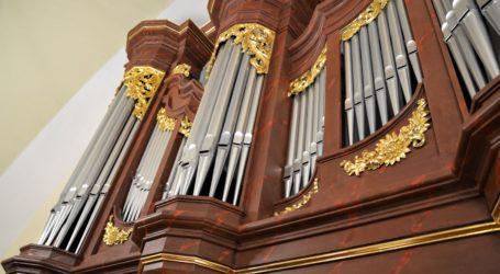 To pierwszy taki koncert po renowacji organów