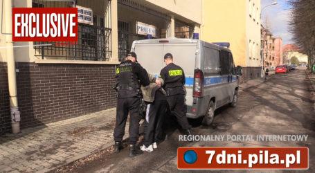 Gwałciciel usłyszał dzisiaj trzy prokuratorskie zarzuty