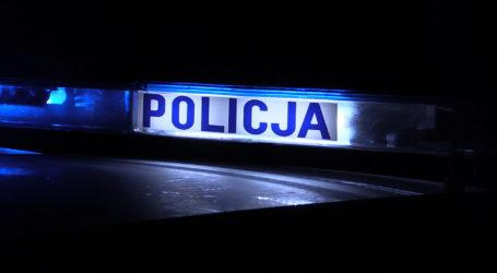 W porę interweniowali policjanci