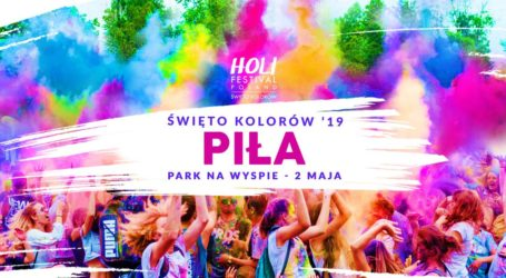 Holi Festival w Pile