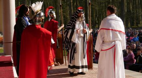 XXXV Misterium Męki Pańskiej w Górce Klasztornej
