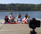 Dzieci z Piły nagrały piosenkę na Narodowe Święto Niepodległości