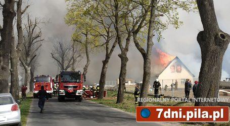 Pożar w Brzostowie – nowe informacje