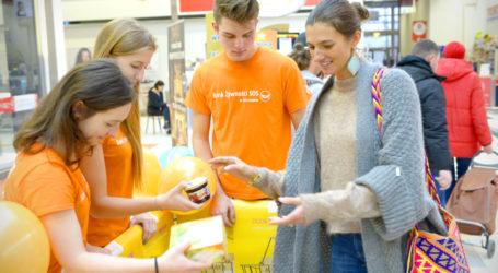 Wielkanocna Zbiórka Żywności Banku Żywności w Pile