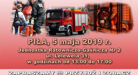 Strażacy zapraszają do siebie 5 maja