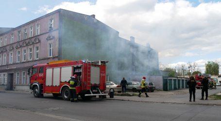 Pożar na Ludowej