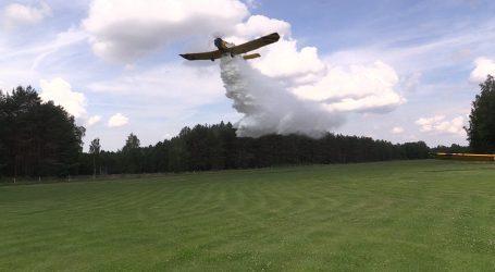 Wysoki stopień zagrożenia pożarowego w pilskich lasach