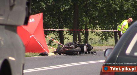Śmiertelny wypadek na krajowej 10 – AKTUALIZACJA