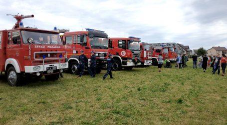 Ogólnopolski Zlot Samochodów Pożarniczych w Zakrzewie