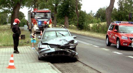 Wypadek w Szydłowie i Łobżenicy