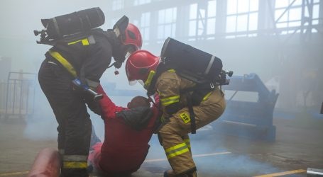 Pożar w Exalo?