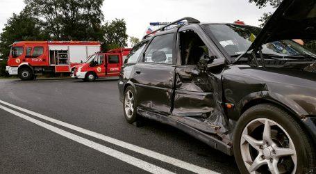 Wypadek na drodze do Polanowa
