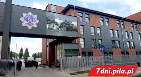 Szkoła Policji w Pile ma nowy akademik