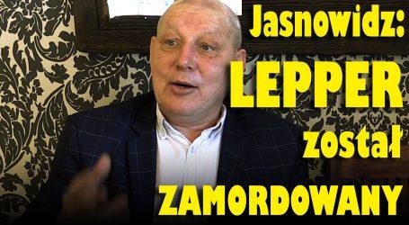 Czy Andrzej Lepper został zamordowany?