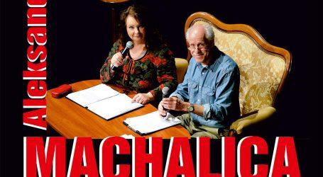 Machalica przeczyta  poezję miłosną Stanisława Barańczaka