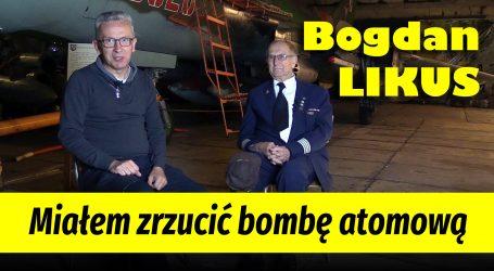 Bogdan Likus miał zrzucić bombę atomową