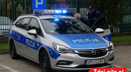 Pilska policja otrzymała nowy radiowóz