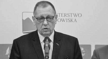 Trwają uroczystości pogrzebowe prof. Jana Szyszko