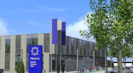 Ruszyła budowa nowej siedziby KPP w Wałczu